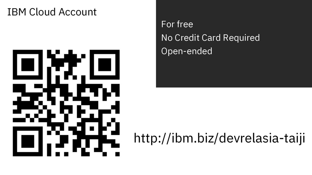 For free No Credit Card Required Open-ended IBM...