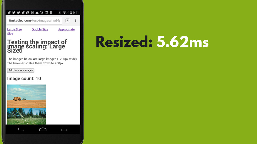Resized: 5.62ms