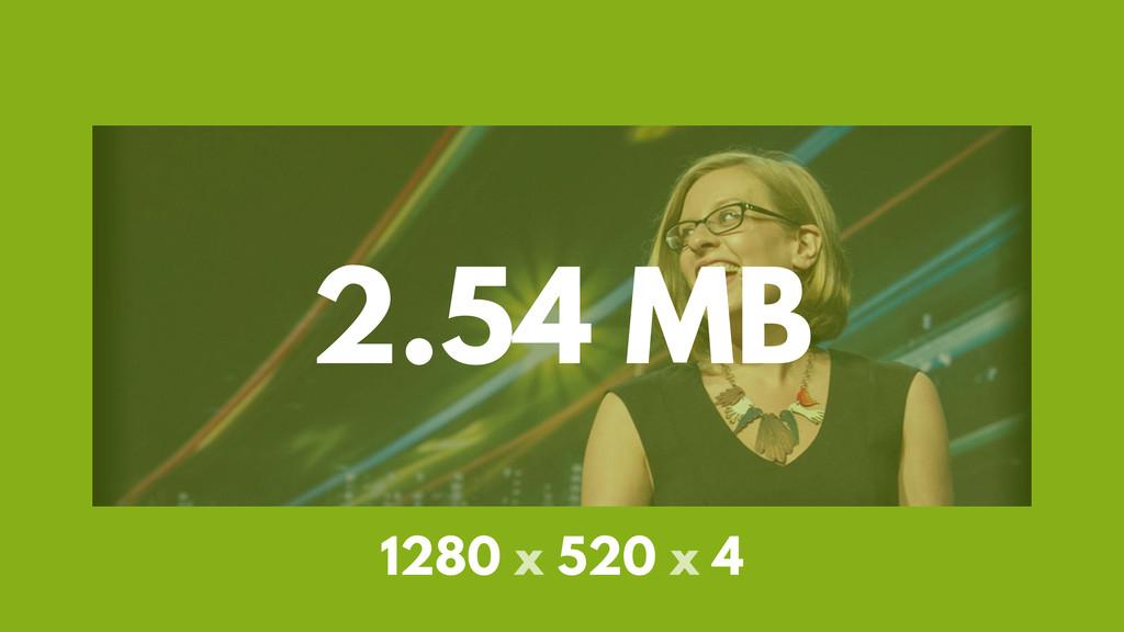 2.54 MB 1280 x 520 x 4