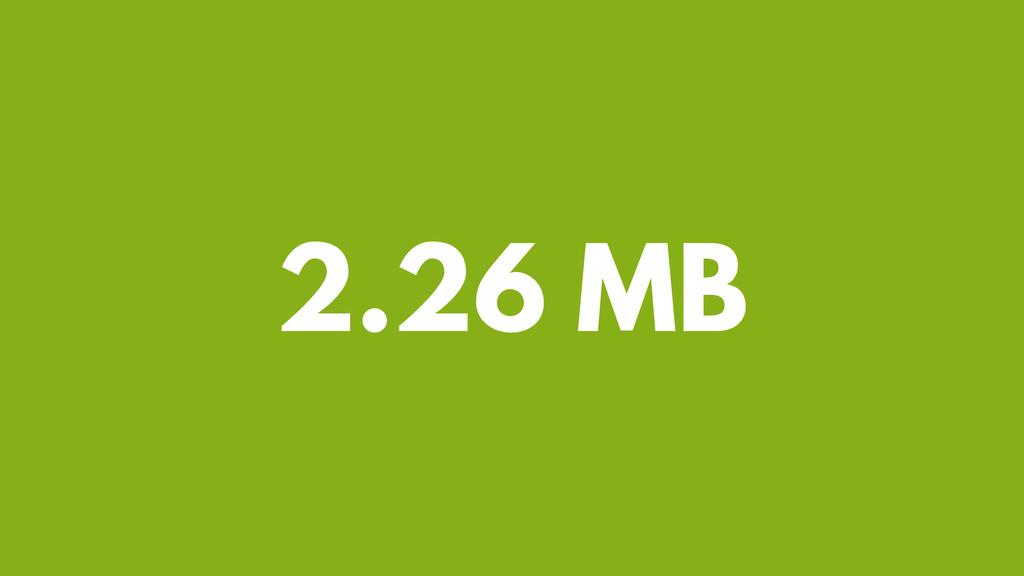 2.26 MB
