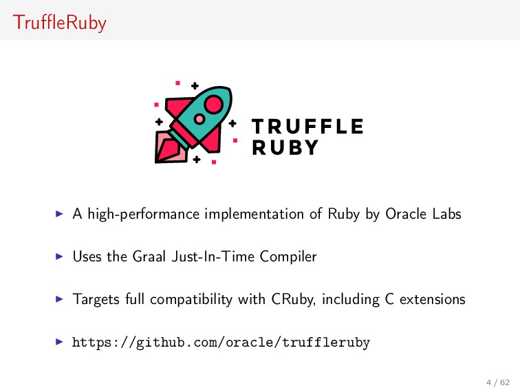 TruffleRuby A high-performance implementation of ...