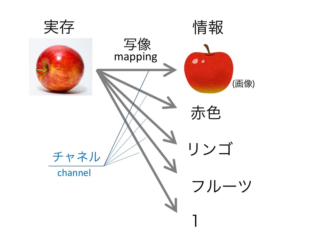 Ϧϯΰ ࣸ૾ ϑϧʔπ ৭  ը૾  ࣮ଘ ใ νϟωϧ mapping channel