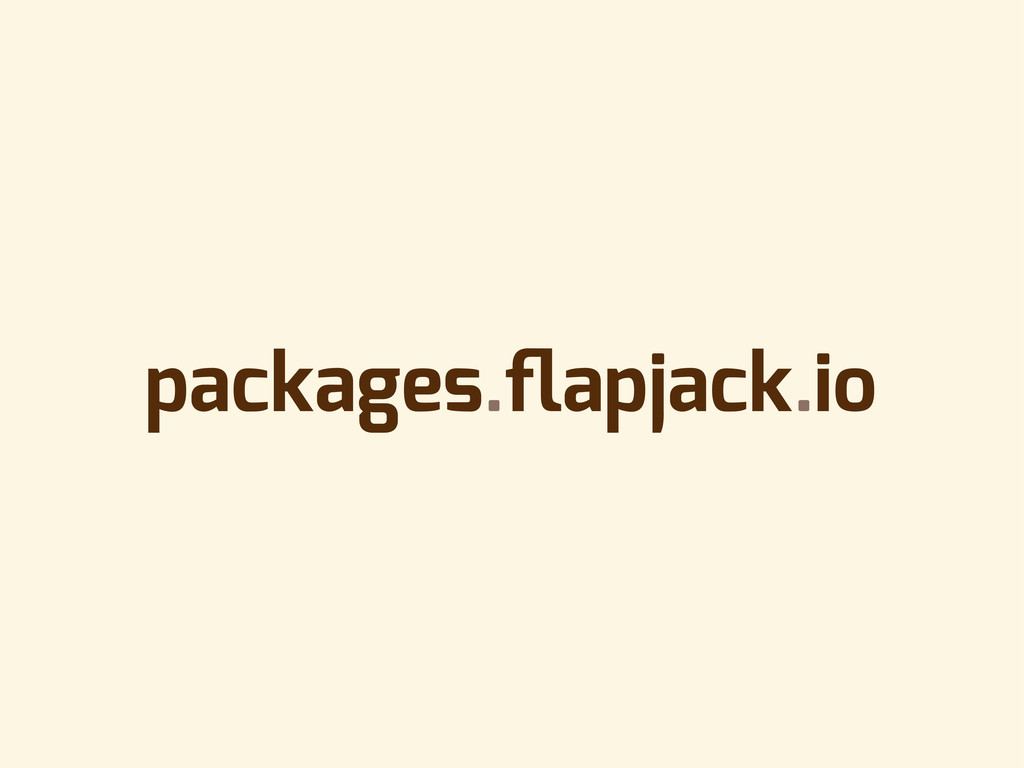 packages.flapjack.io