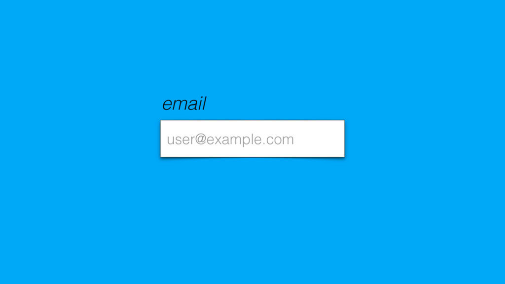 user@example.com email