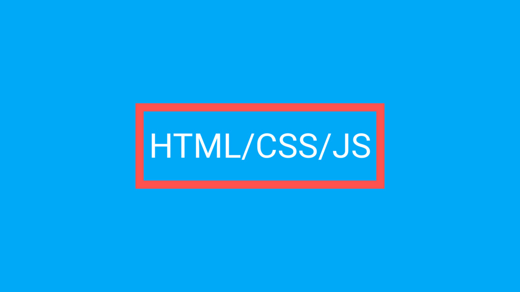 Component HTML/CSS/JS
