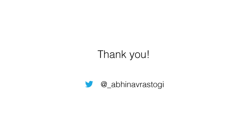@_abhinavrastogi Thank you!