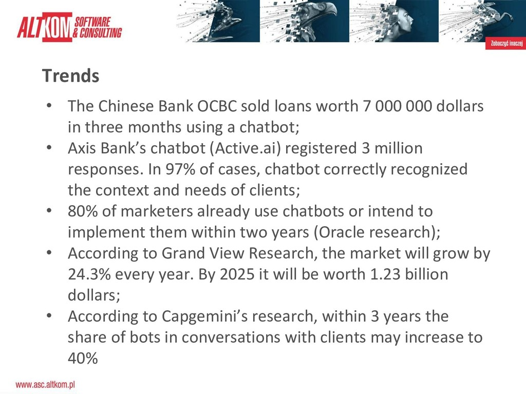 Trends • The Chinese Bank OCBC sold loans worth...
