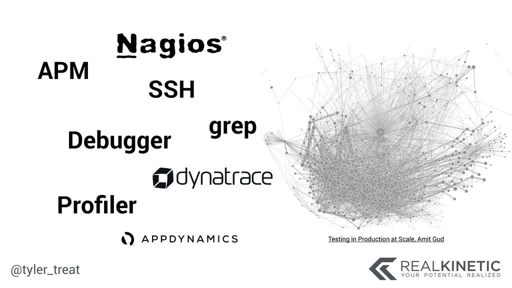 @tyler_treat APM Debugger Profiler SSH Testing i...
