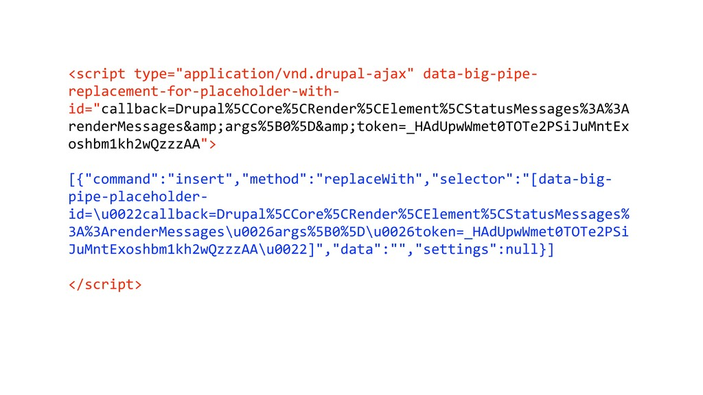 "<script type=""application/vnd.drupal-ajax"" data..."