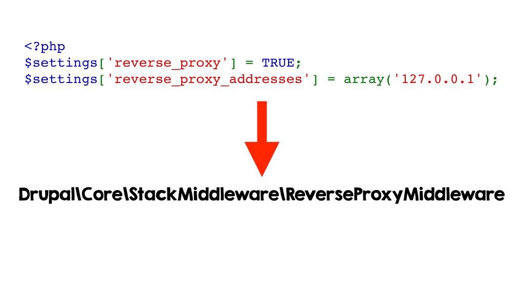 <?php $settings['reverse_proxy'] = TRUE; $setti...
