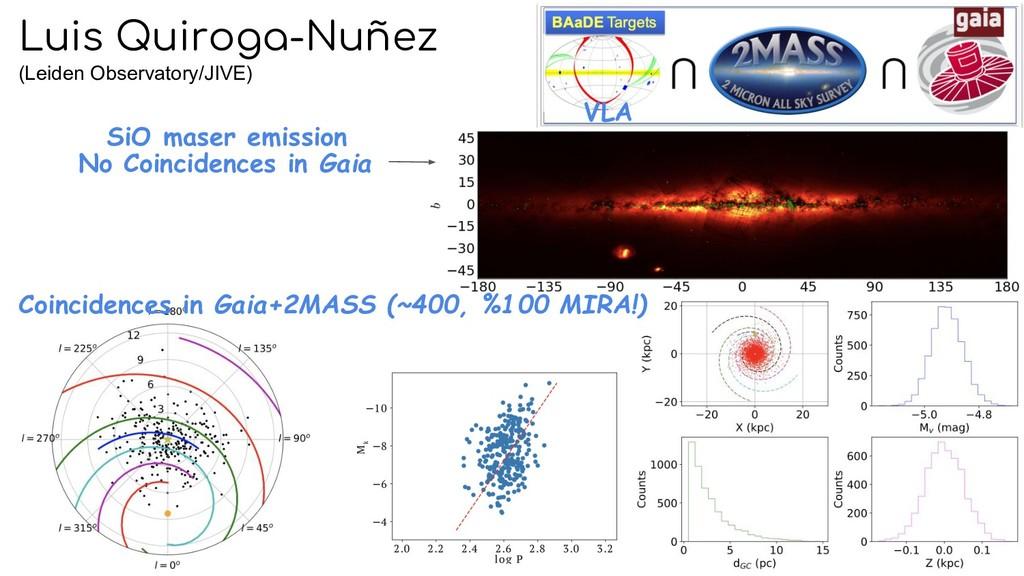 Luis Quiroga-Nuñez (Leiden Observatory/JIVE) VL...