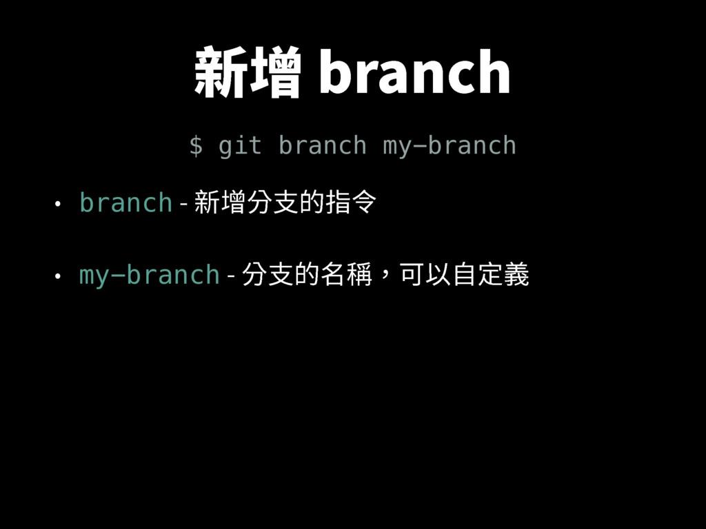 倞㟞CSBODI ˖ branch倞㟞ⴕ佅涸䭸⟂ ˖ my-branchⴕ佅涸...