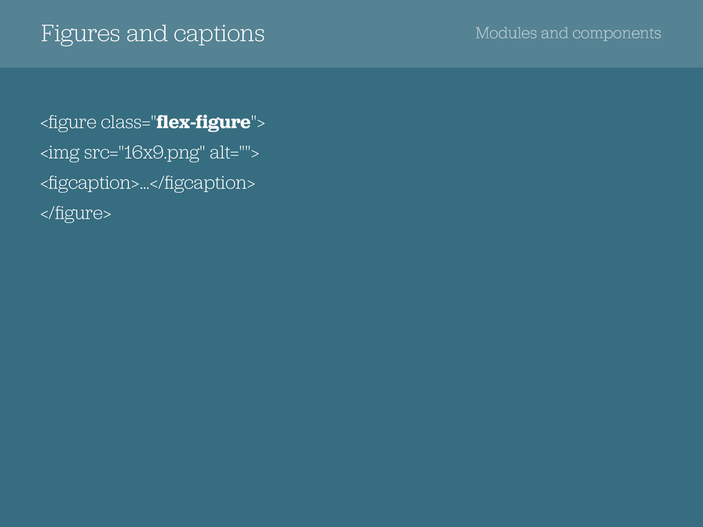 Figures and captions Modules and components <fig...