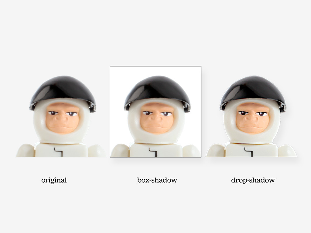 drop-shadow box-shadow original