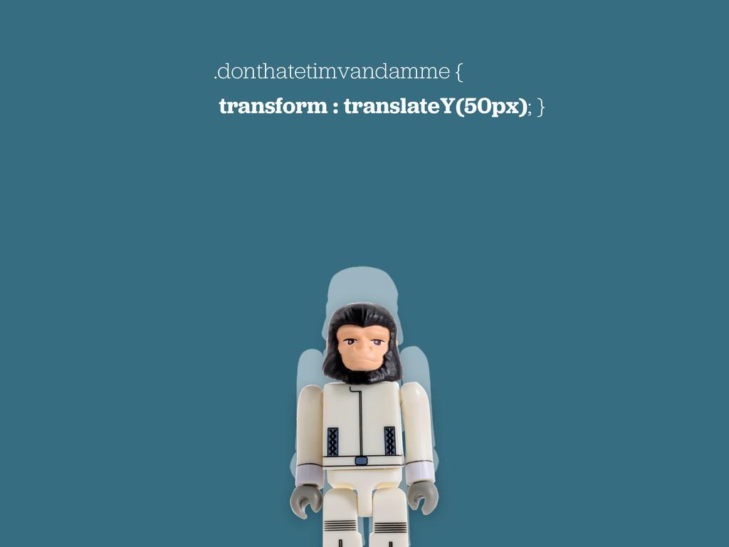 .donthatetimvandamme { transform : translateY(5...