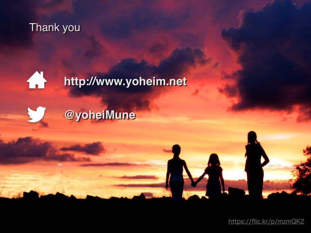 Thank you http://www.yoheim.net @yoheiMune IUUQ...