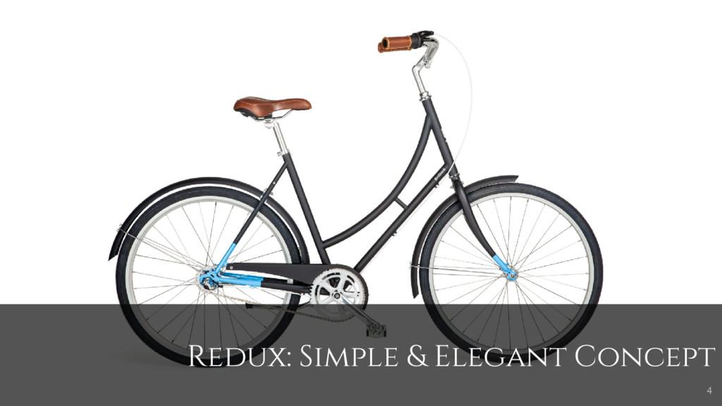 Redux: Simple & Elegant Concept 4