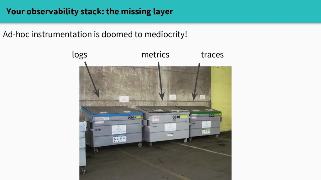 Your observability stack: the missing layer Ad-...