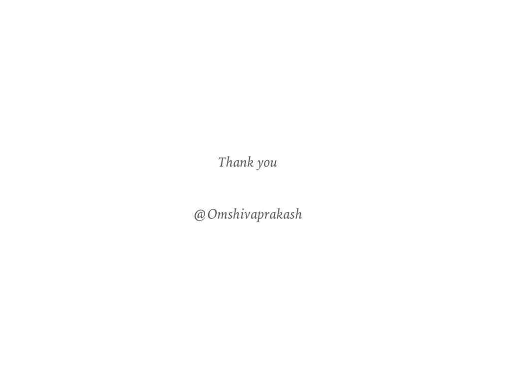 Thank you @Omshivaprakash
