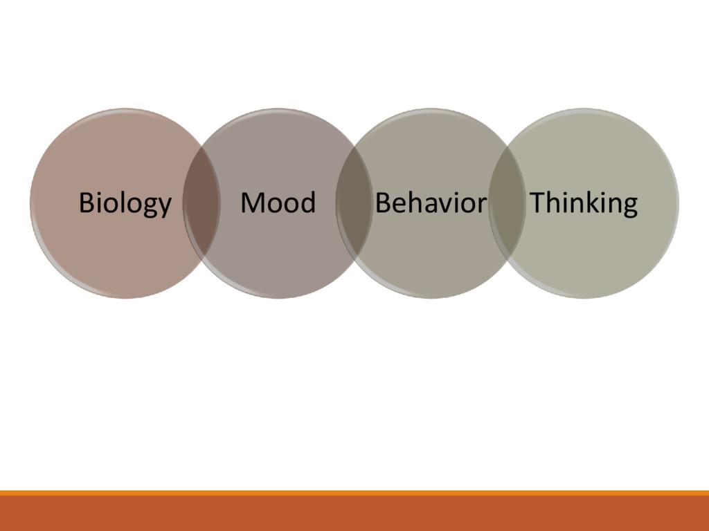 Biology Mood Behavior Thinking