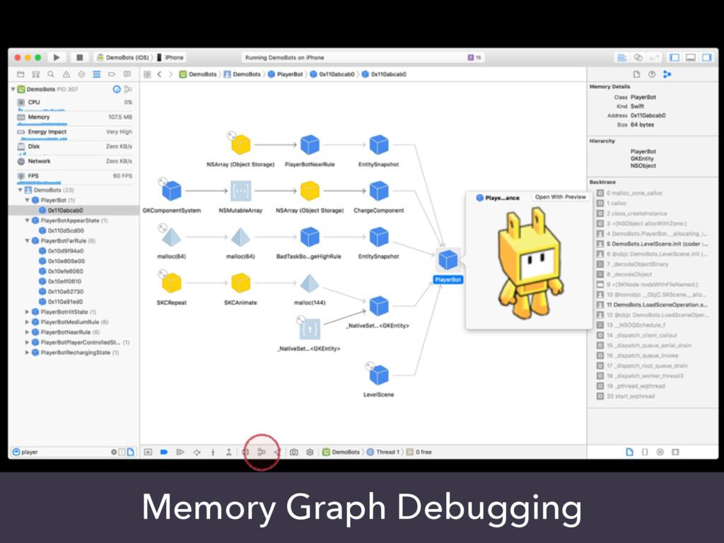 Memory Graph Debugging