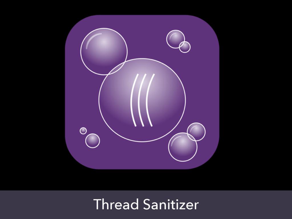 Thread Sanitizer