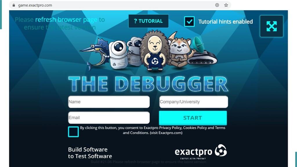 27 Build Software to Test Software exactpro.com...