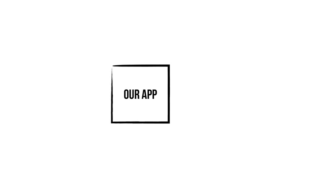 Our App