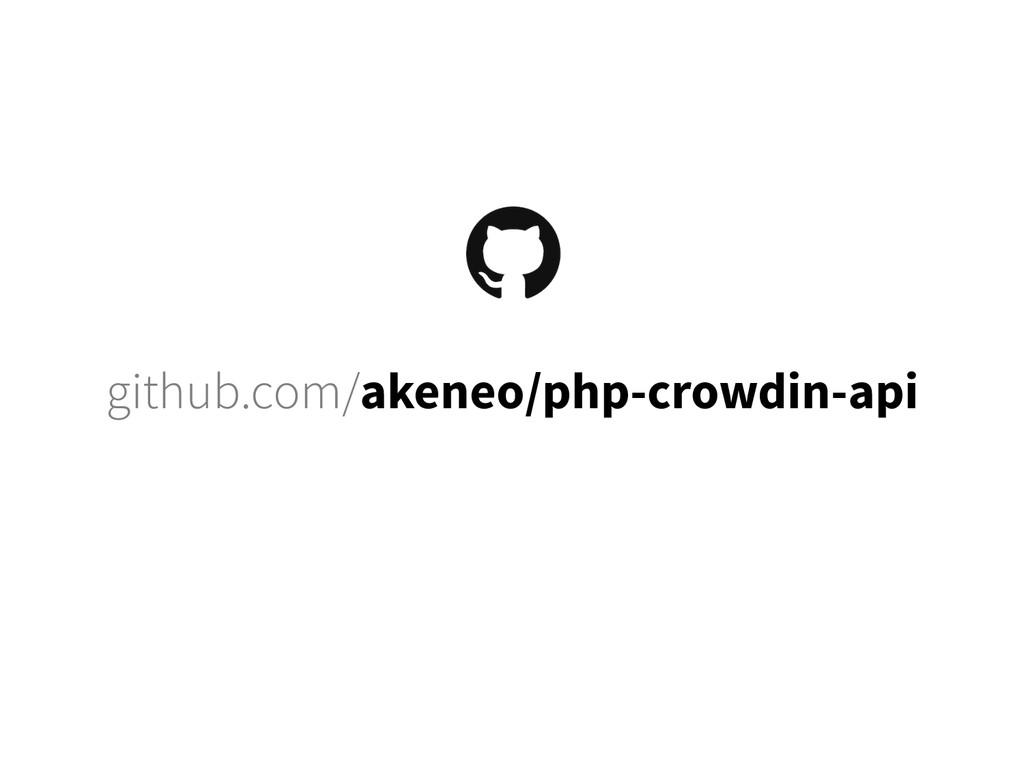 github.com/akeneo/php-crowdin-api