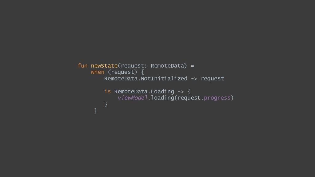 fun newState(request: RemoteData) = when (reque...