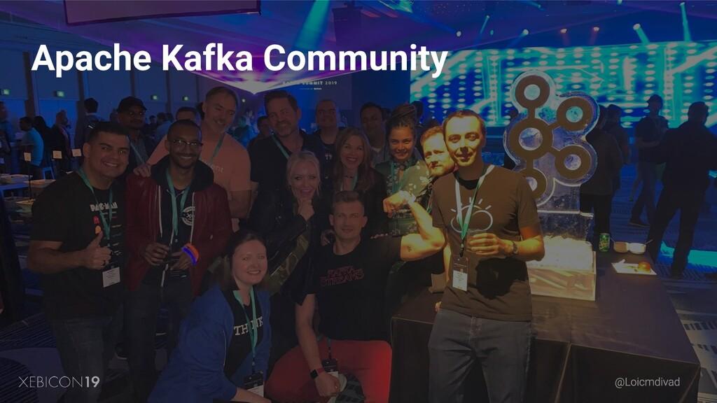 Apache Kafka Community