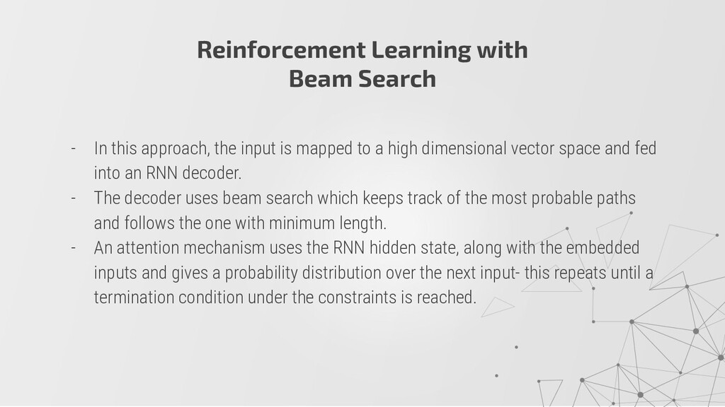 Reinforcement Learning with Beam Search - In th...