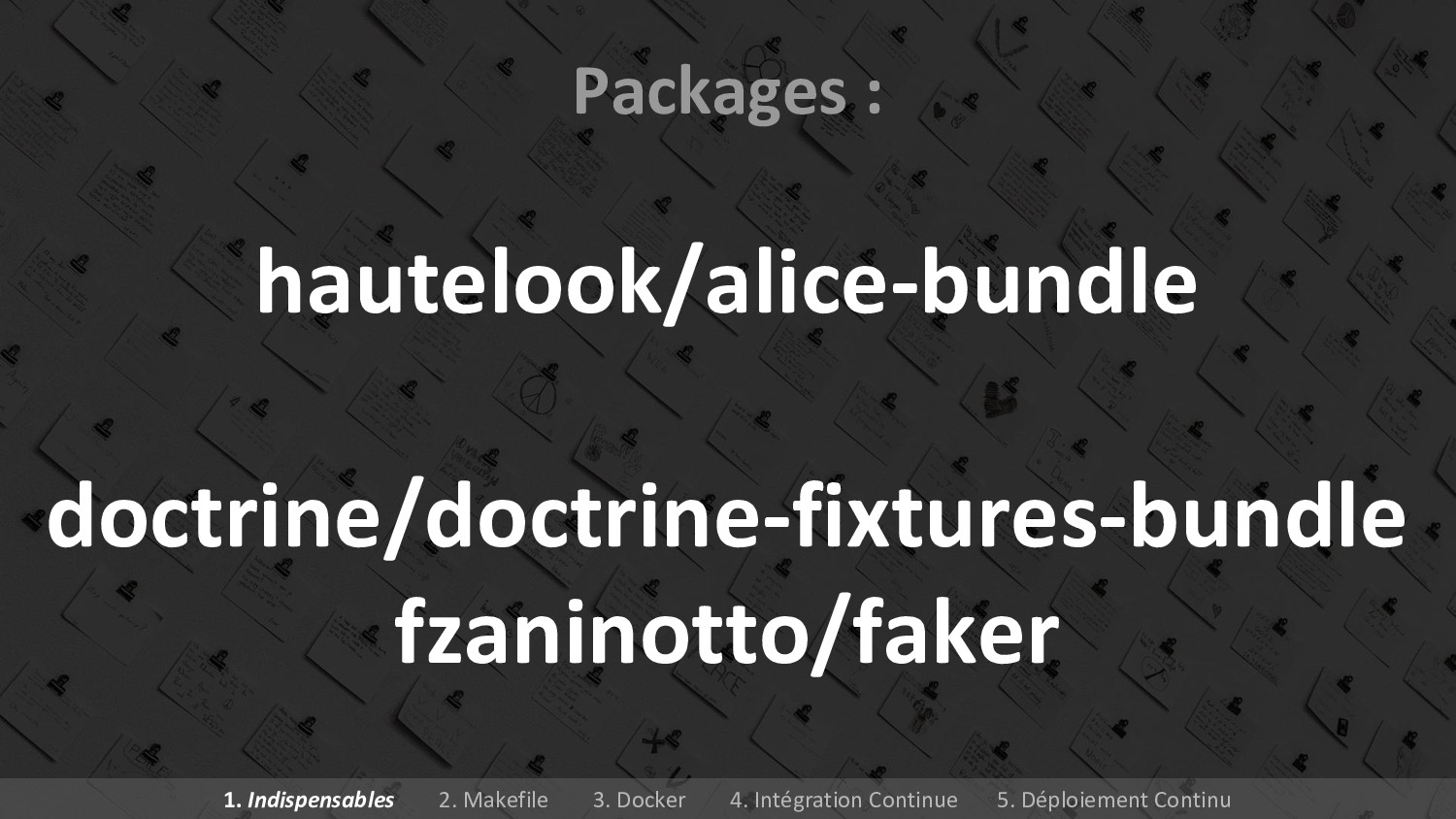 hautelook/alice-bundle doctrine/doctrine-fixtur...