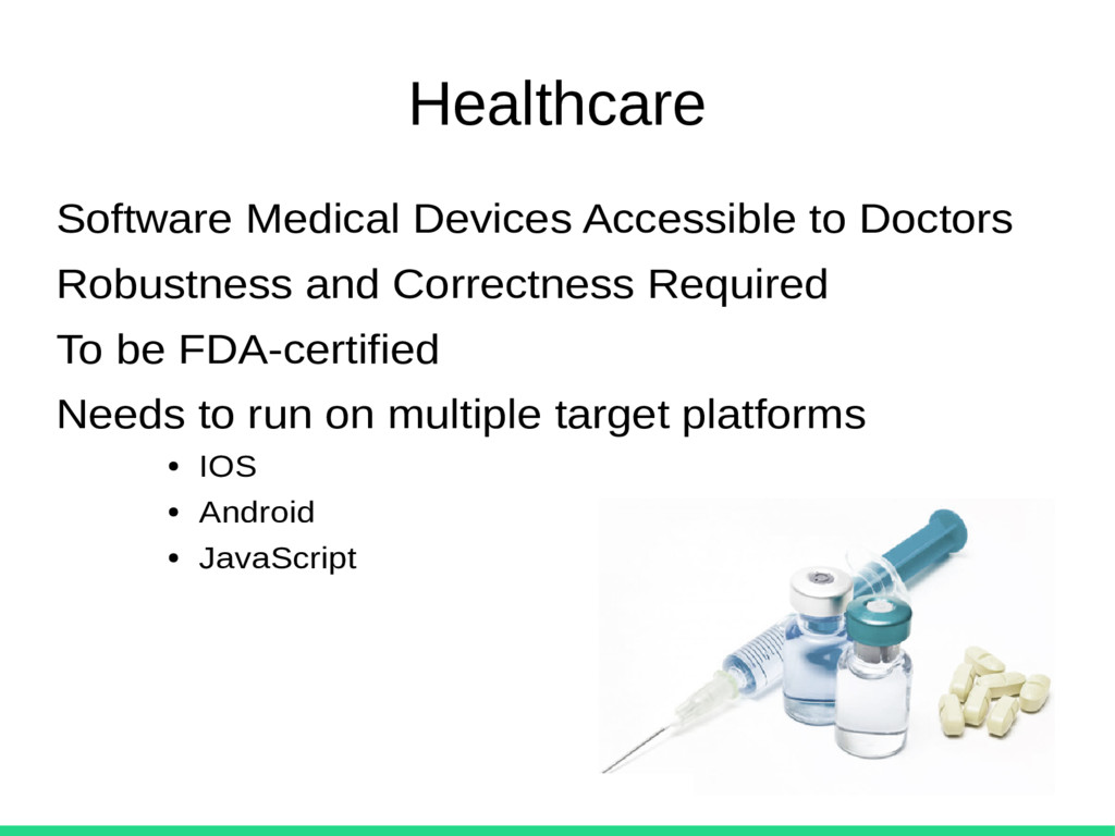 Healthcare Software Medical Devices Accessible ...