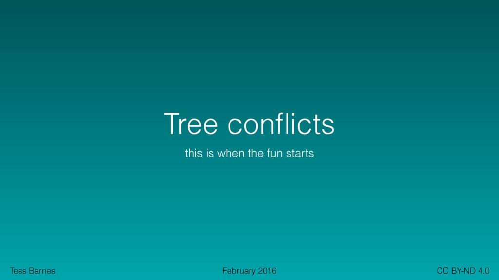 Tess Barnes February 2016 CC BY-ND 4.0 Tree con...