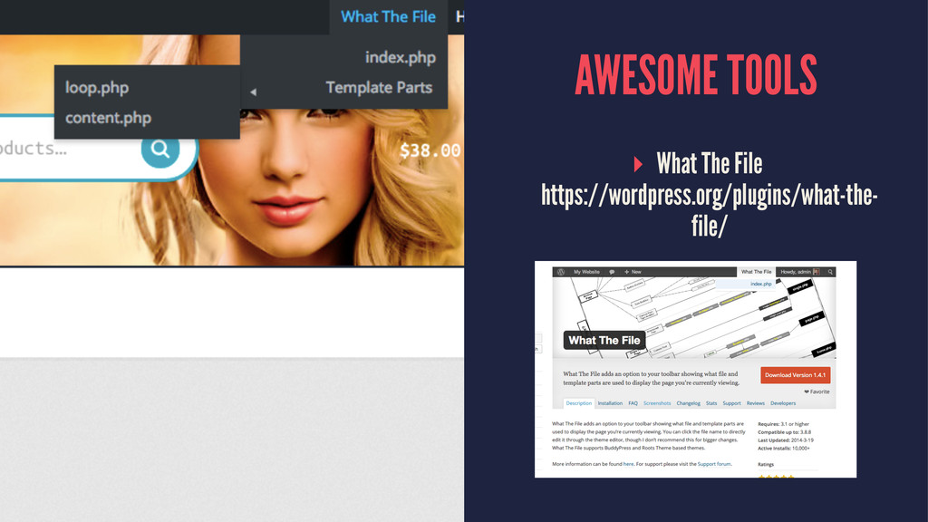 AWESOME TOOLS ▸ What The File https://wordpress...
