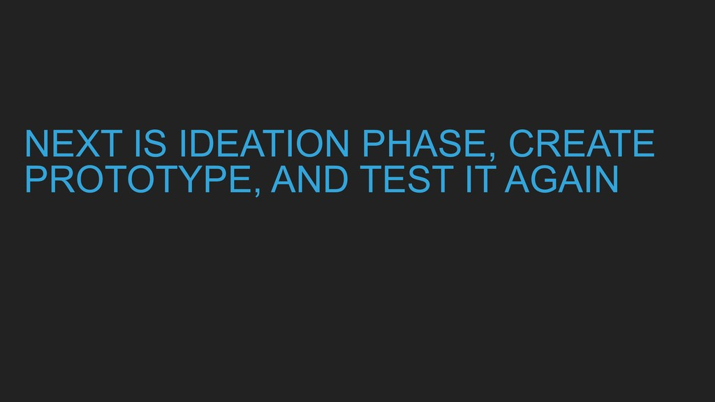 NEXT IS IDEATION PHASE, CREATE PROTOTYPE, AND T...