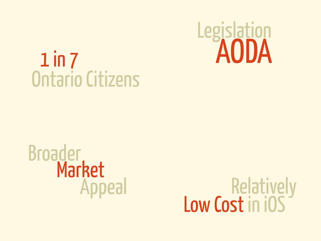 Legislation Ontario Citizens Broader Low Cost i...
