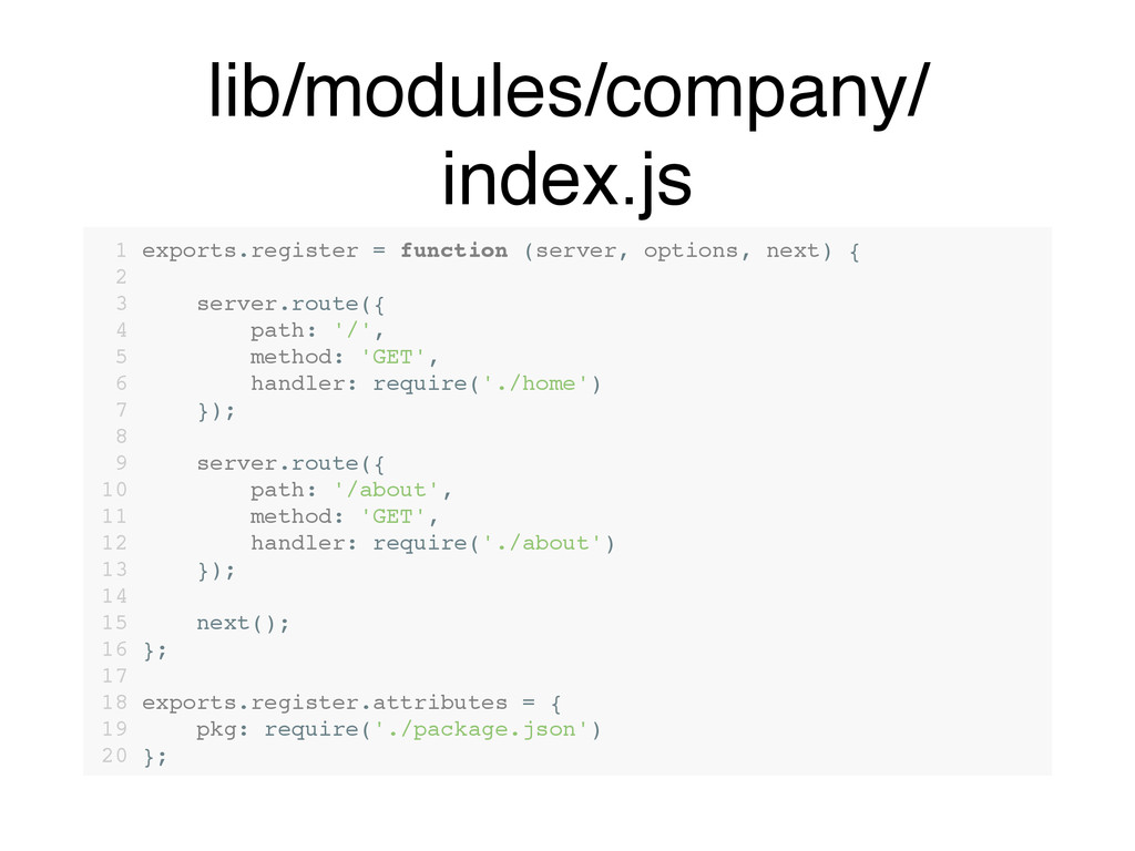 lib/modules/company/ index.js 1 exports.registe...