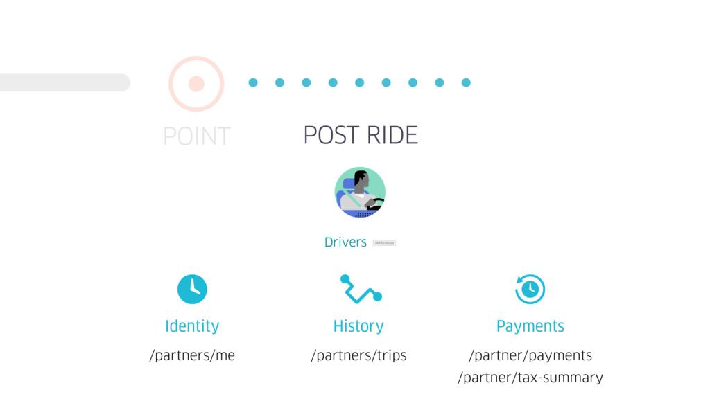 /partners/trips /partners/me /partner/payments ...