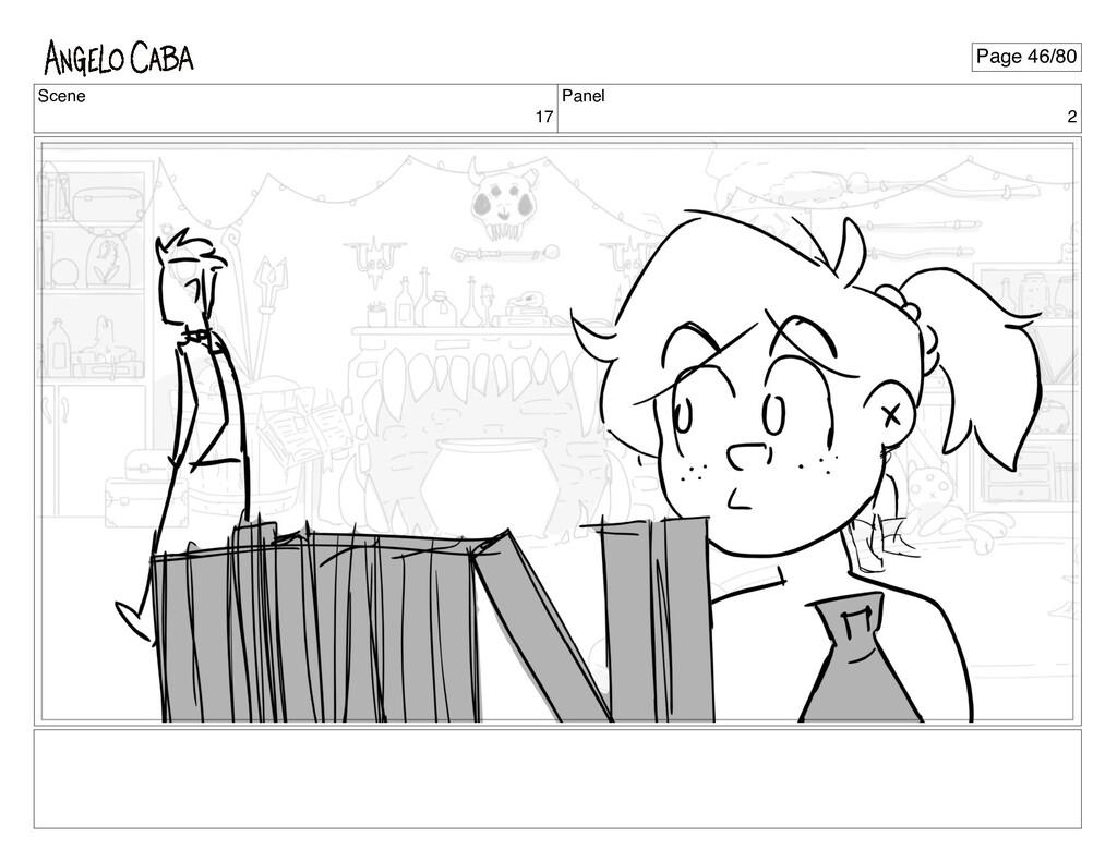 Scene 17 Panel 2 Page 46/80
