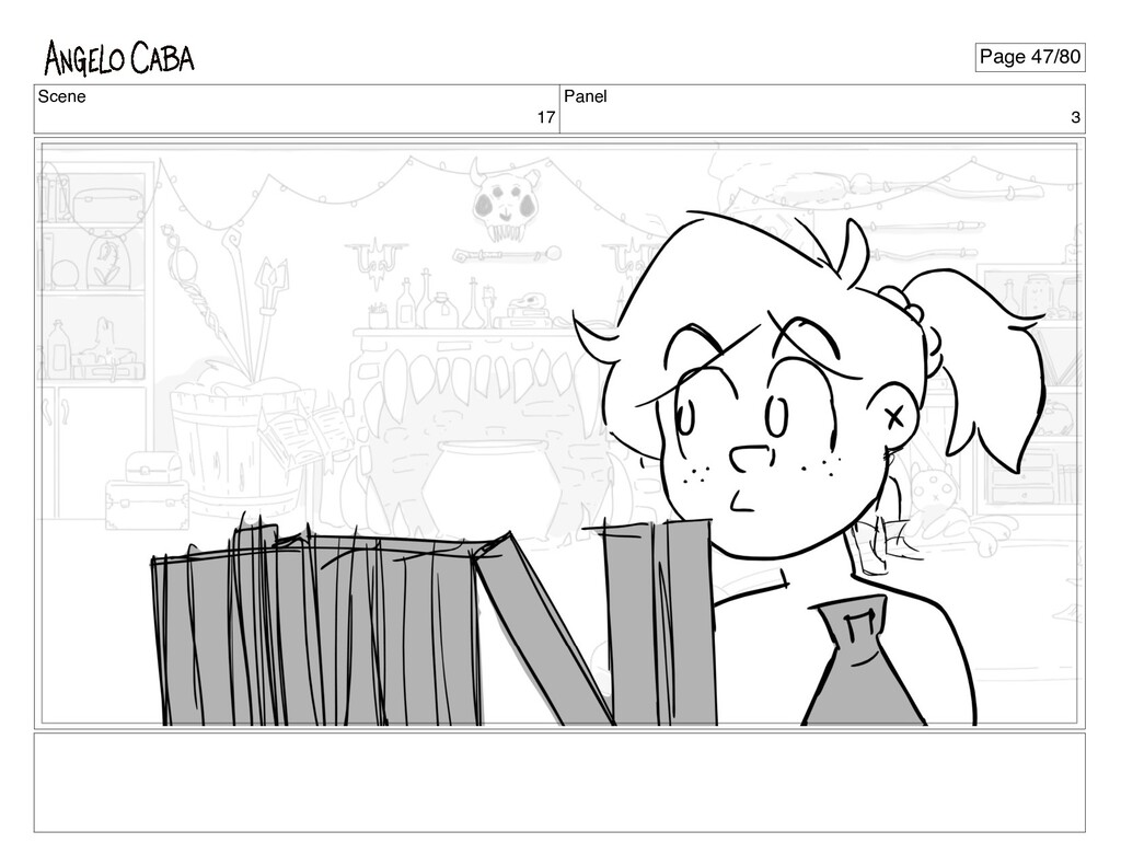 Scene 17 Panel 3 Page 47/80