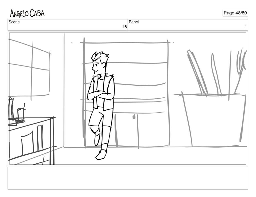 Scene 18 Panel 1 Page 48/80