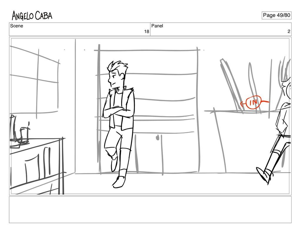 Scene 18 Panel 2 Page 49/80