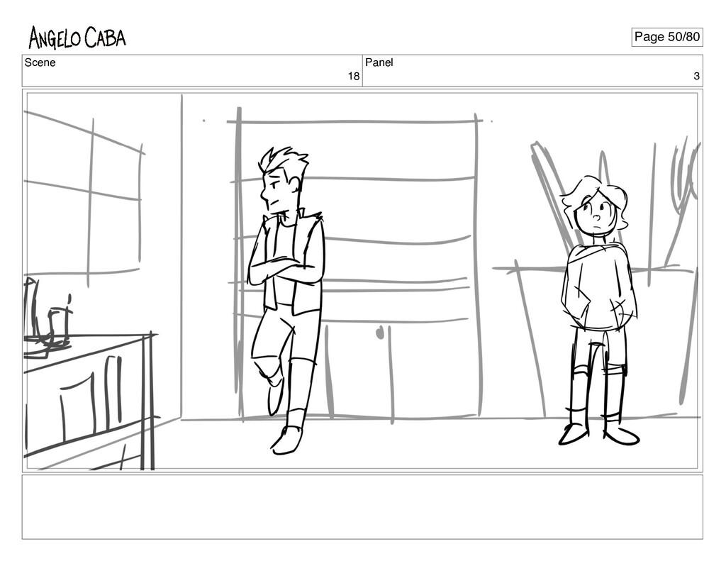Scene 18 Panel 3 Page 50/80