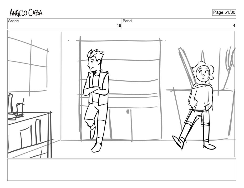 Scene 18 Panel 4 Page 51/80