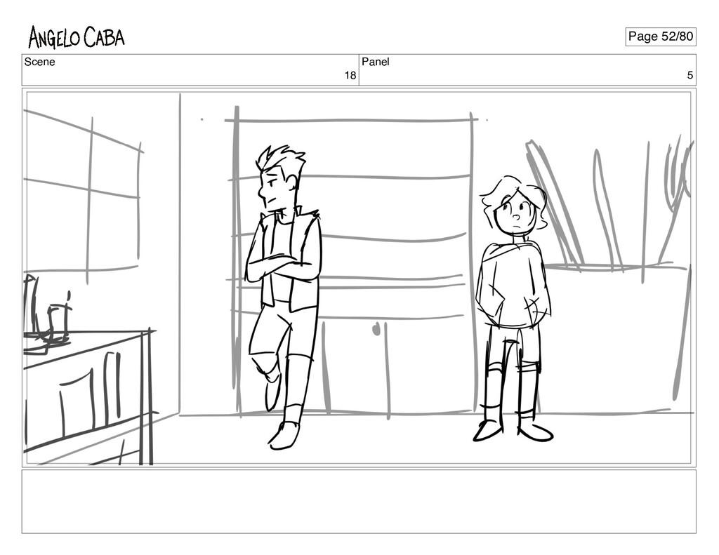 Scene 18 Panel 5 Page 52/80
