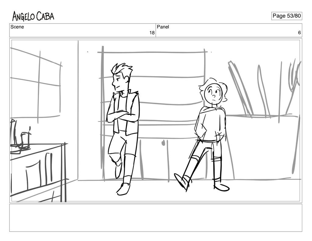 Scene 18 Panel 6 Page 53/80
