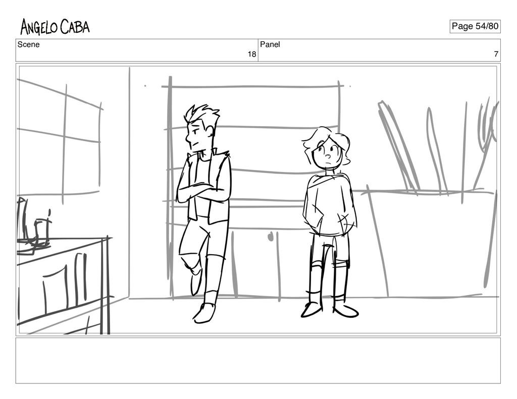 Scene 18 Panel 7 Page 54/80