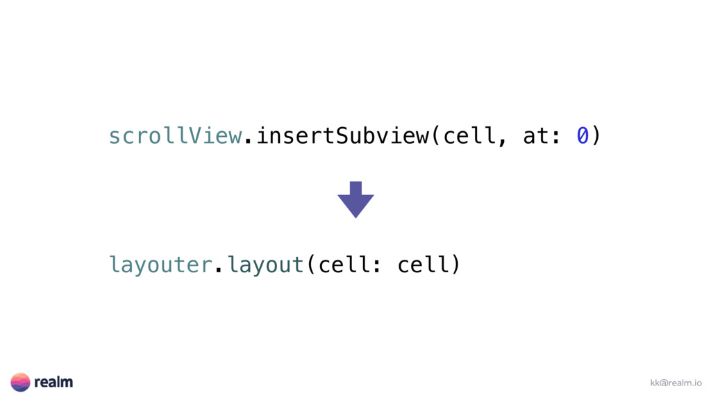 kk@realm.io scrollView.insertSubview(cell, at: ...